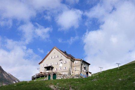 Schnalser Hüttenrunde - Tag 2