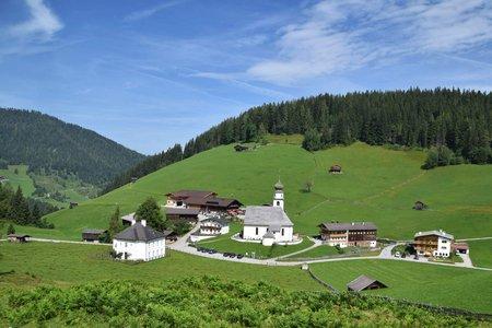 Holzalm-Thierbach Runde von Alpbach