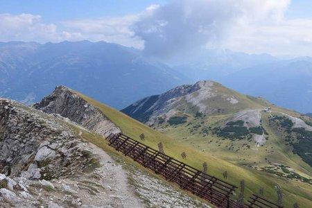 Peilspitze-Blaser (2392/2241 m) von Maria Waldrast