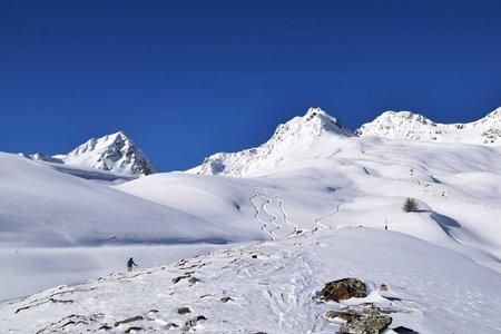 Hohe Köpfe (2608 m) von Valzur