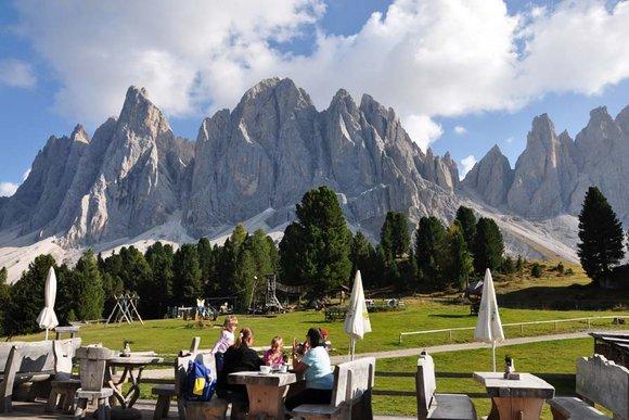 Die schönsten Almen in Südtirol