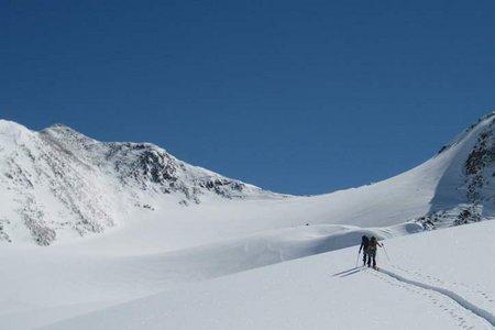 Wurmtaler Kopf (3228 m) vom Rifflseegebiet