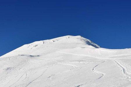 Pürgleskunke (2500 m) von Kalkstein