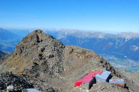 Glungezer (2677 m) vom Patscherkofel