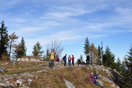 Pendling-Kala Alm (1563 m) vom Schneeberg