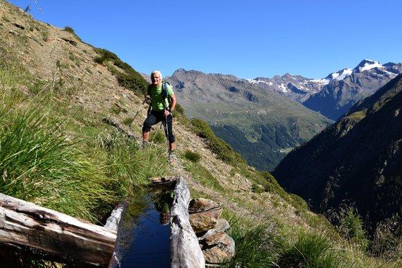 Matschertal – ein wanderbares, hochalpines Berg Tal