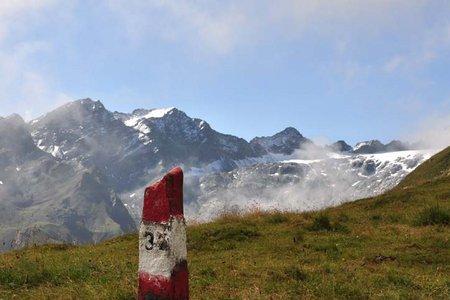 Sellrainer Hüttenrunde (5 Etappen) - Tag 1