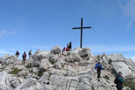 Pez (2563 m) vom Völser Weiher