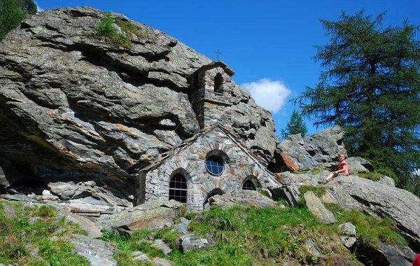 Felsenkapelle im Gschlösstal