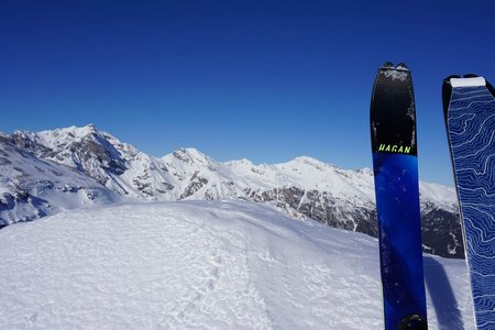 Kastner Berg (2209m) vom Almis Berghotel