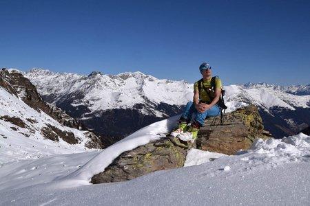 Rossgruben (2293 m) vom Parkplatz Kratzegg