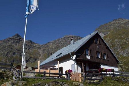 Frischmann-Hütte (2192 m) von Köfels