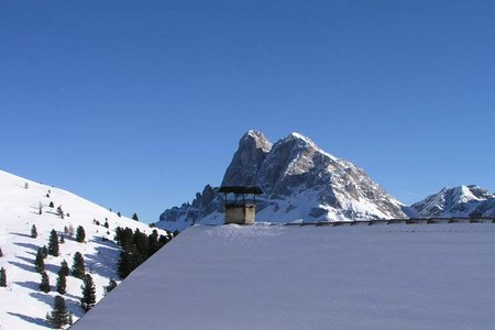 Großer Gabler (2574 m) von der Skihütte