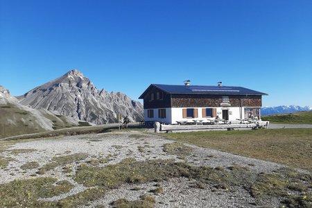 Blaserhütte, 2176 m - Trins