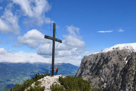 Hammerwand (2128 m) vom Weißlahnbad-Tiers