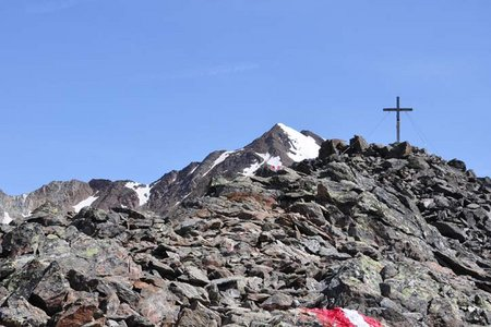 Wildes Mannle (3019 m) von Vent