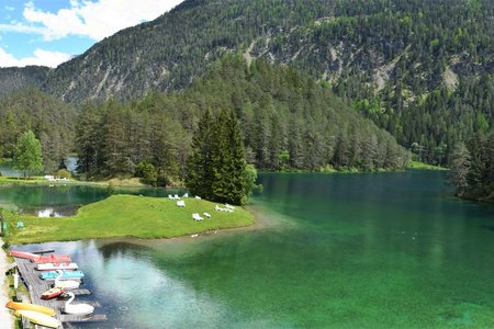 Von Ehrwald über den Fernpass zum Fernsteinsee