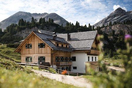 Fodara Vedla Hütte, 1980 m - St. Vigil