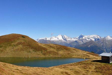 Lichtsee von Almi's Berghotel