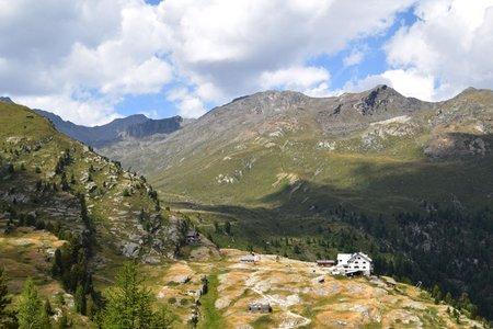 Marteller Hütte - Rundwanderung von der Zufallhütte