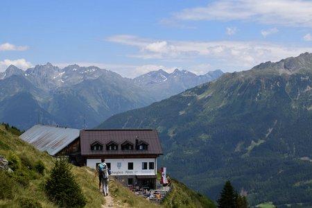 Krahberg - Gogles Alm - Naturparkhaus Kaunergrat
