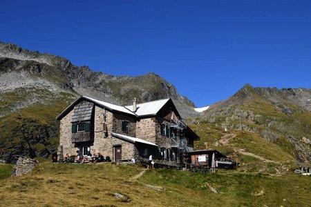 Birnlücken-Hütte (2441 m) von Kasern
