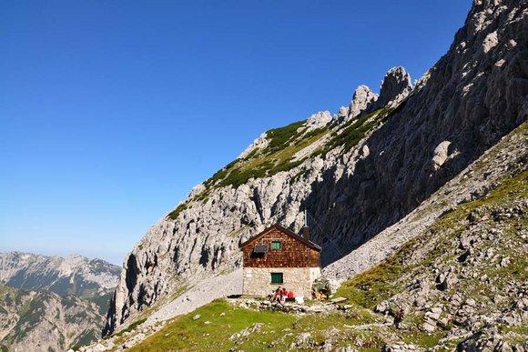 Hüttenwander-Regionen in Tirol