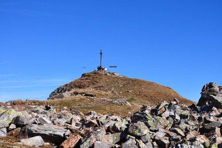 Kassianspitze (2581 m) von Durnholz über das Pfattner Albl