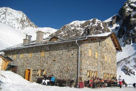 Ambergerhütte (2135 m)– Sulzbichl (2176 m) von Gries