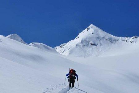 Eiskögele (3233 m) von Obergurgl