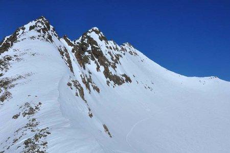 1.Tag: Lüsens-Hoher Seeblaskogel-Winnebachseehütte