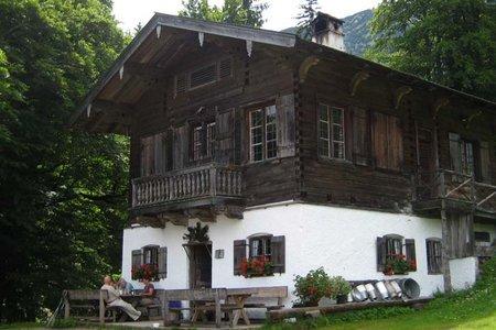 Königsalm vom Wildbad Kreuth