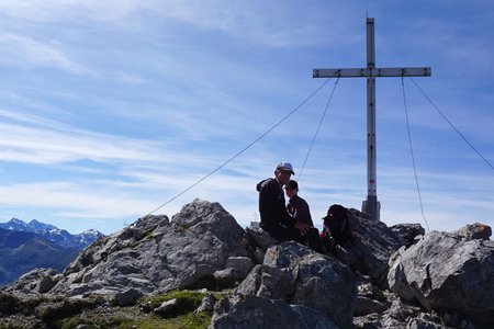 Tschirgant (2370m) von Karrösten