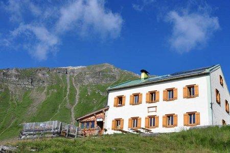 Steinach - Padasterjochhaus