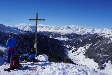 Rauher Kopf (2150m) von Schmirn