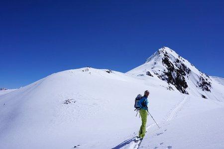Rotebenkopf (3157m) von Melag