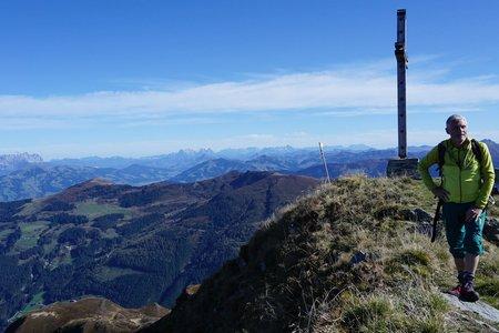 Lämpersberg (2202m) von der Schönangeralm