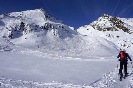 Vorderer Grieskogel (2671m) von Kühtai