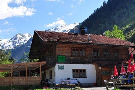 Aldrans - Voldertalhütte