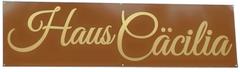 Logo HAUS CÄCILIA - Innsbruck