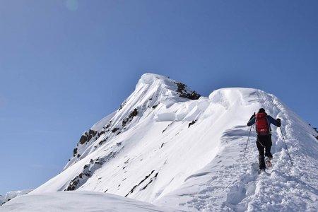 Mitterzeigerkopf (2629 m) von Kühtai