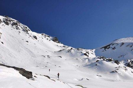 Grafmartspitze (2720 m) von Navis