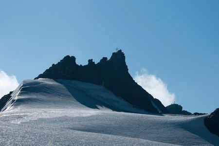 Hochwilde (3458 m) vom Hochwildehaus