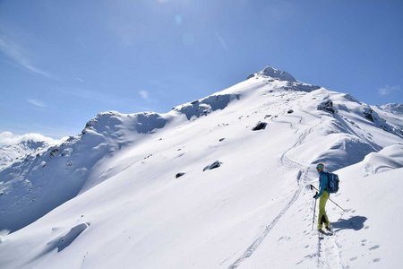 Wildofen (2553 m) von Innerst