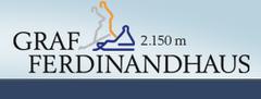 Logo Graf Ferdinand Haus / Rodelhütte - Kühtai