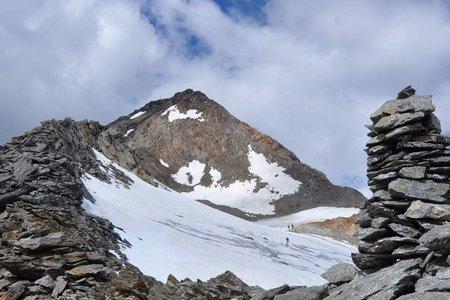 Fineilspitze (3516 m) von der Similaunhütte