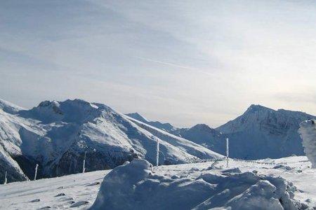Sattelberg (2115 m) über die Zauberbergroute