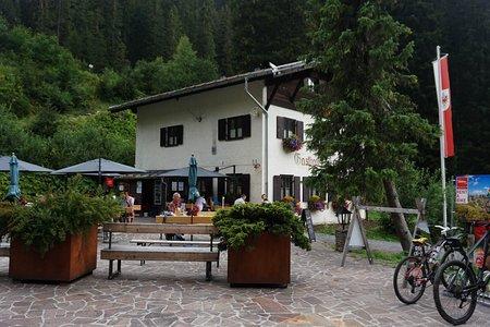 Gasthaus Verwall von St. Anton