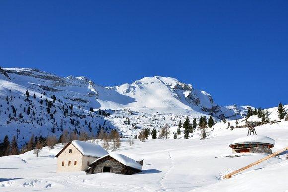 Fanes-Sennes-Prags - Skitouren im Reich der Dolomiten