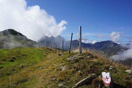 3-Gipfel-Weg in der Axamer Lizum